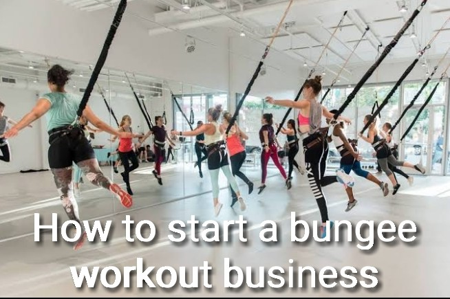How to start a bungee workout business