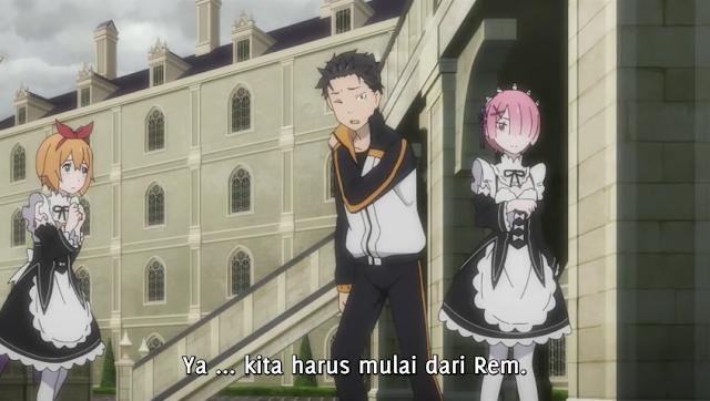 Re:Zero kara Hajimeru Isekai Seikatsu Season 2 Episode 06 Subtitle Indonesia