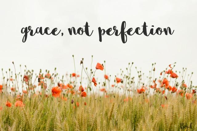 grace perfection encouragement patience God Jesus Romans Paul