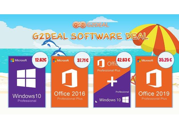 [Προσφορά]: Πάρε Windows 10 στα 12.62€ και μαζί με Office 2019 στα 37.56€