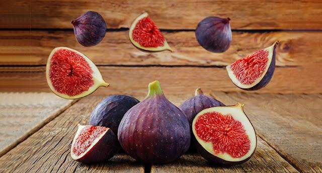 Anjeer Fruit - health benefits - how to eat - Anjeer in English