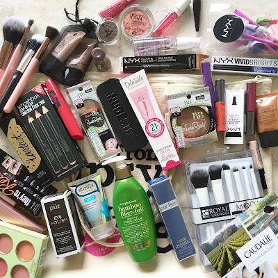 generation beauty content creator swag bag toronto