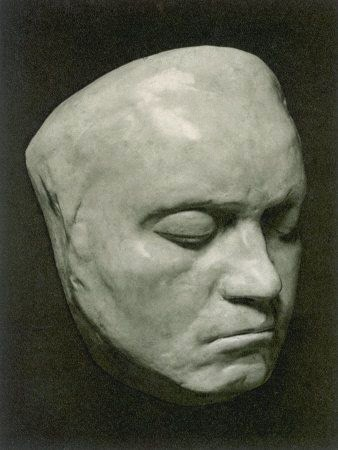 The Seventh Cloud I Will Leave You My Death Mask