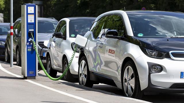 Eletromobilidade rende 13 mil milhões de euros em encomendas para Bosch