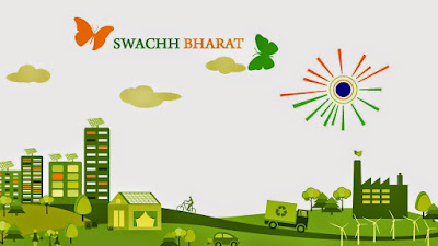 Swachh Bharat- clean India