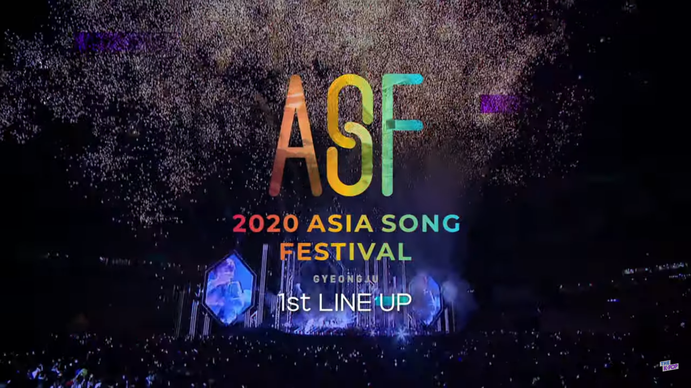 iKON, Kang Daniel, ATEEZ Until Irene & Seulgi Confirmed To Perform at The '2020 Asia Song Festival'