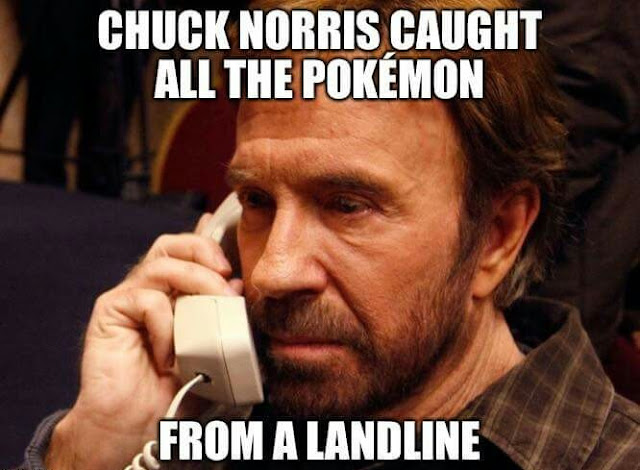 Chuck Norris Memes 7