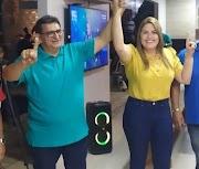 Dr. Humberto e Priscilla Louro são punidos pela Justiça Eleitoral por descumprirem a lei.