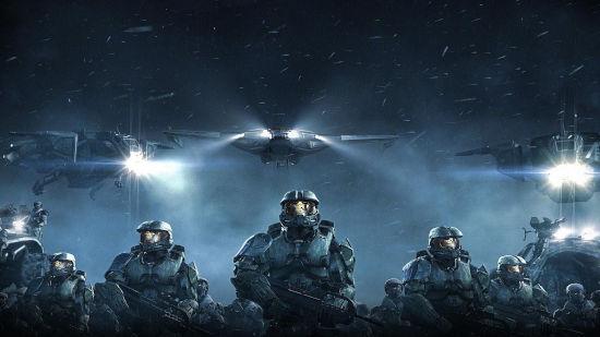 Halo - Armée en Marche - Full HD 1080p
