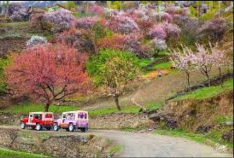 Nine Most Famous Places Of Nagar Gilgit Baltistan For International Visitors