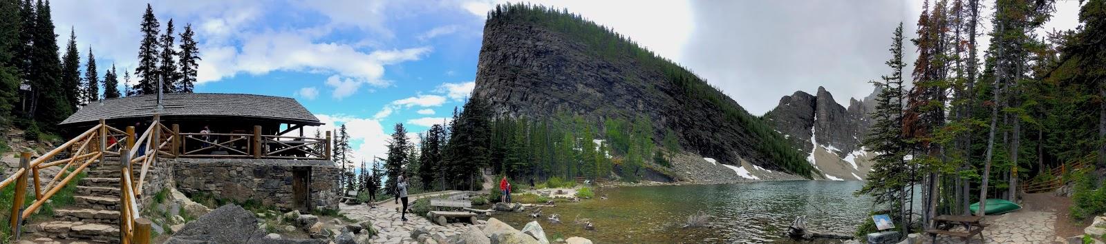 Lake Agnes Tea House Hike
