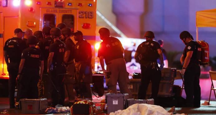 Suben a 58 los muertos y a 515 los heridos del tiroteo en Las Vegas