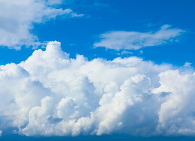 الغيوم  وحالة الطقس