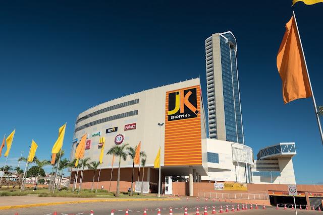JK Shopping celebra 7 anos com ações promocionais para o público