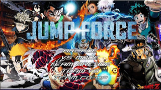 JUMP FORCE MUGEN V3 [OpenGL/DirectX] DOWNLOAD 2020