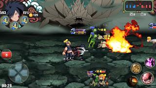 Download Naruto Senki Storm 4 by Sansan'AR Apk
