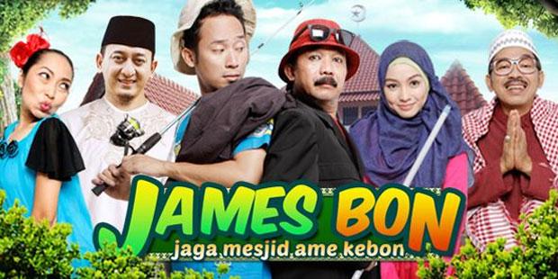 Ost JAMES BON ( Jaga Masjid Ame Kebon )