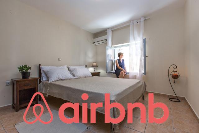 Νέος αναλαμβάνει διαχείριση καταλυμάτων airbnb