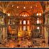 Φοβερό!!!Ακούγονται ύμνοι στην Αγία Σοφία!!!Την ώρα που κάποιοι τραγουδάνε το Ραμαζάνι μέσα στο Βυζαντινό ναό σύμβολο της ορθοδοξίας εμείς υμνούμε τον Χριστό!!!![ΒΙΝΤΕΟ]