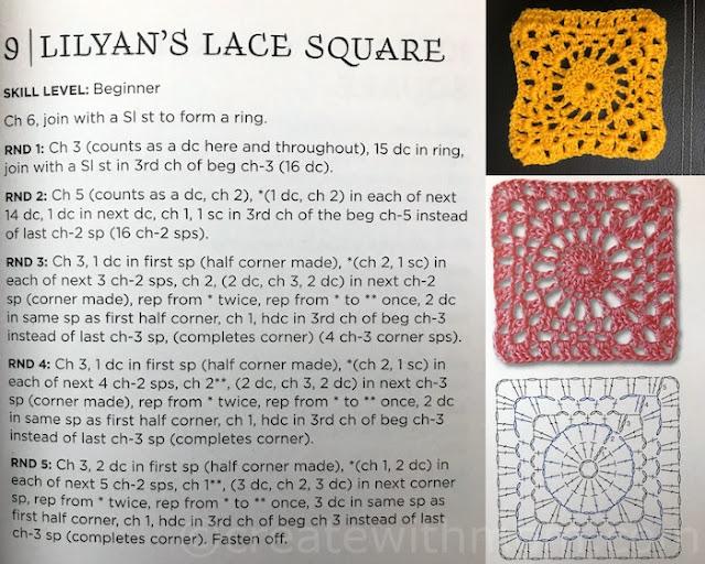 granny square book