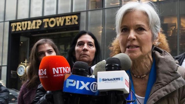 Stein: EEUU arma a terroristas cuando desea descomponer un país