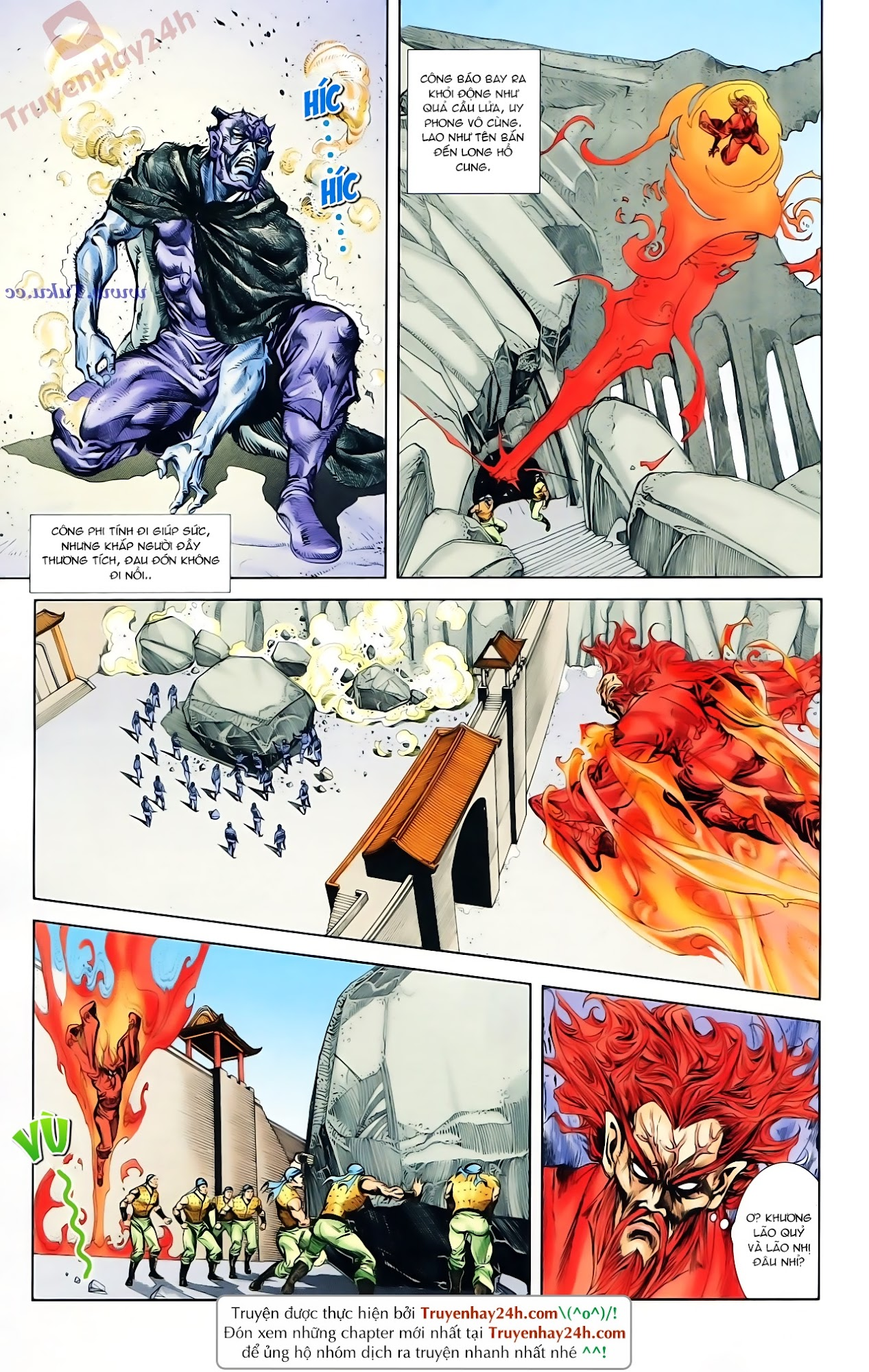 Cơ Phát Khai Chu Bản chapter 75 trang 5