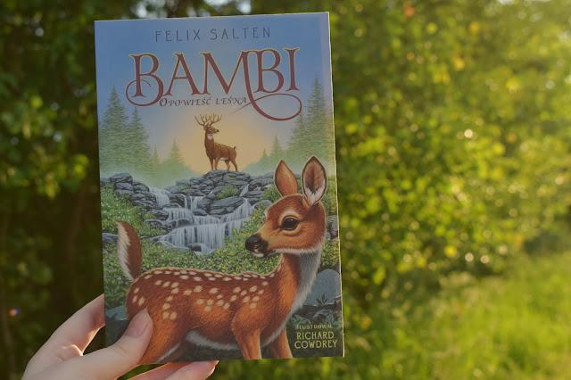 "Felix Salten - ,,Bambi. Opowieść leśna"" (recenzja)"
