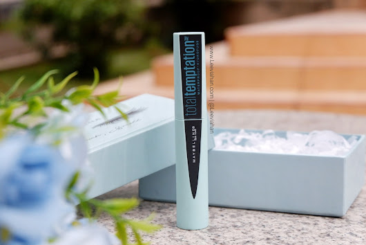 REVIEW Total Temptation Waterproof Mascara