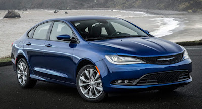 Nex-Gen Chrysler 200 Sedan side angle Hd Pictures