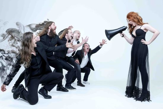 EPICA - The Holographic Principle [2CD Limited Edition Digipak] (2016) booklet