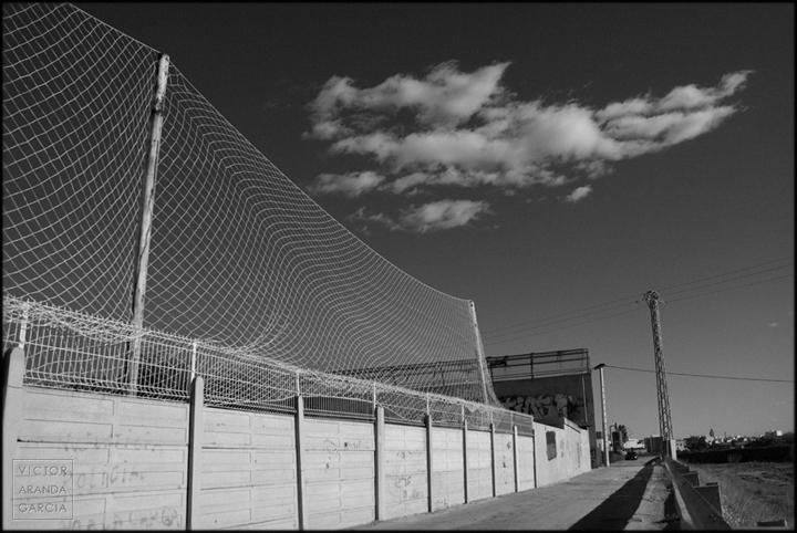 fotografía, Límites, paisaje, Valencia