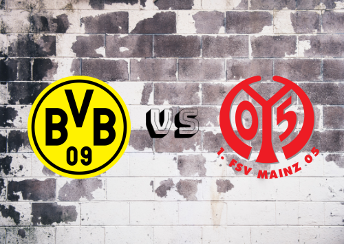 Borussia Dortmund vs Mainz 05  Resumen y Partido Completo