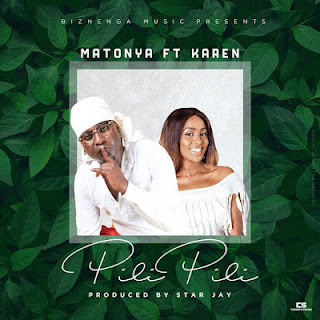 NEW AUDIO |Matonya ft Karen ~ Pili Pili|[official mp3 audio]