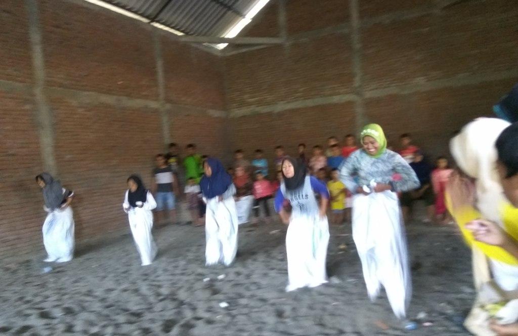 Meriah Agustusan, PKK Desa Tlogopragoto Gelar Aneka Lomba