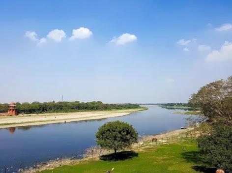 यमुना नदी का उद्गम स्थल - यमुना नदी की लंबाई -  yamuna nadi