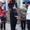 Temui Korban Gempa Malang, Puan Maharani Pastikan Kawal Bantuan Untuk Pemulihan