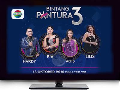 Bintang Pantura 3 Babak 16 Besar Grup 3 Kamis 13 Oktober 2016