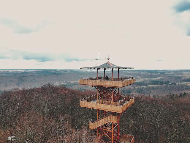 Wieżyca - Najwyższy szczyt województwo Pomorskiego