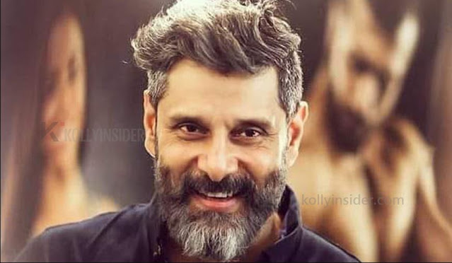 Chiyaan Vikram turns grandfather
