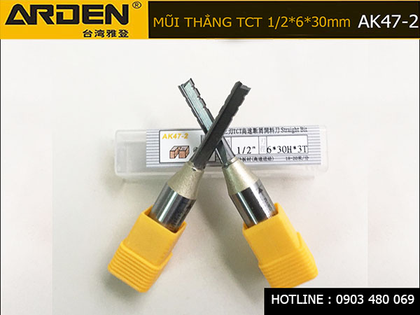 Mui-router-tct-arden-1/2*6*30mm-ak47-2