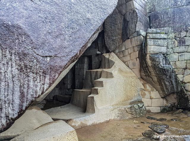 Tumba Real de Machu Picchu