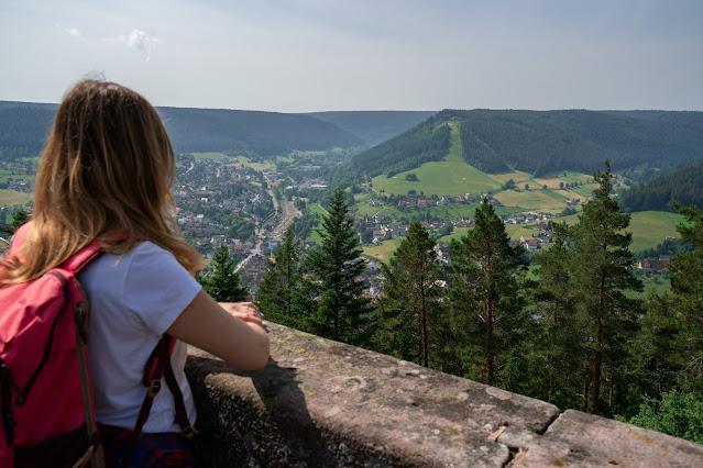 Premiumwanderweg Murgleiter | Etappe 5 von Baiersbronn zum Schliffkopf | Wandern nördlicher Schwarzwald 08