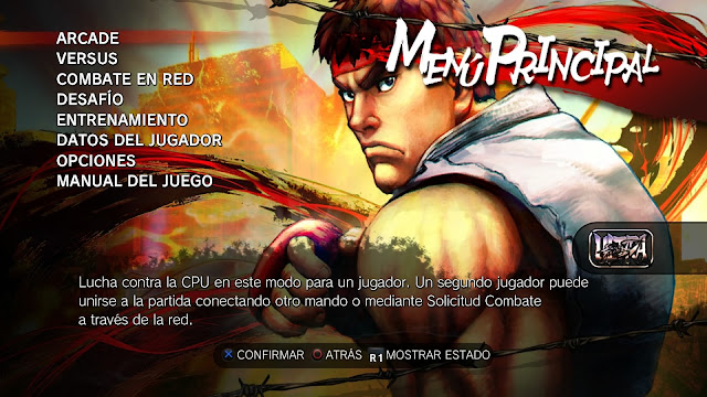 Ultra Street Fighter IV Captura 5