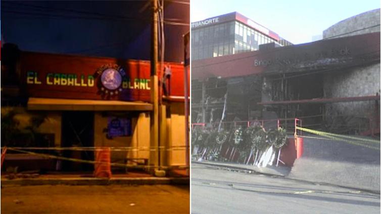 """Del """"Casino Royale"""" al """"Caballo Blanco"""": dos incendios provocados y masacres que muestran la barbarie y la sangre fría de los Zetas y el CJNG"""