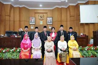 Ketua PN Kisaran Lantik Pimpinan DPRD Batu Bara