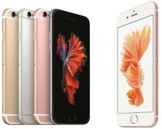 ايفون 6إس  iPhone 6s أي أو س أندرويد ويندوز فون بلاك بيري