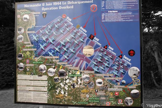 Luoghi e spiagge dello Sbarco on Normandia