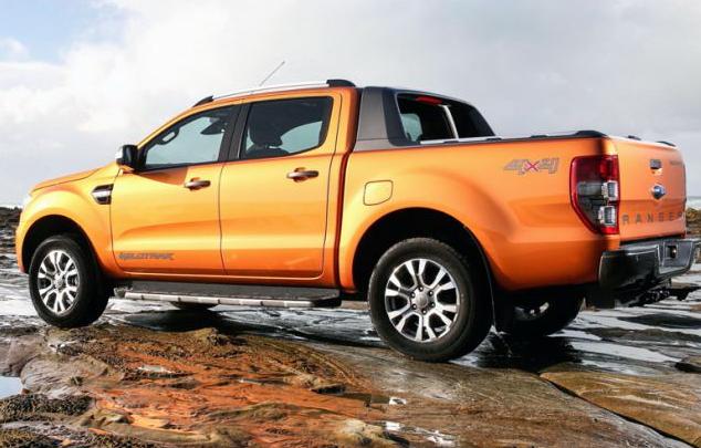 New Ford Ranger, 2018 Ford Ranger Redesign, Change, Engine Power, Release Date