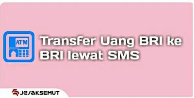 cara transfer sms banking bri ke bri