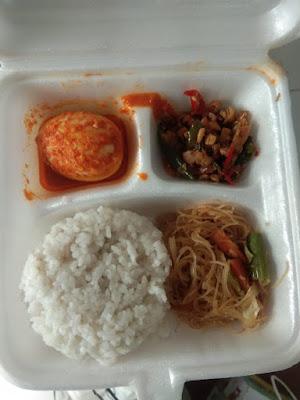 Paket Nasi Box Purwokerto Termurah